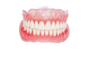 Conventional denture