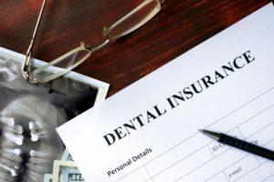 Dental insurance paper